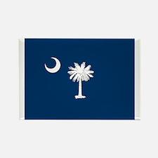 South Carolina Palmetto Flag Magnets