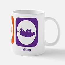 Eat Sleep Rafting Mug