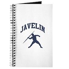 Javelin Thrower Journal