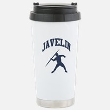 Javelin Thrower Stainless Steel Travel Mug