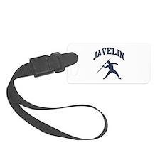 Javelin Thrower Luggage Tag