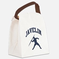 Javelin Thrower Canvas Lunch Bag