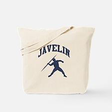 Javelin Thrower Tote Bag