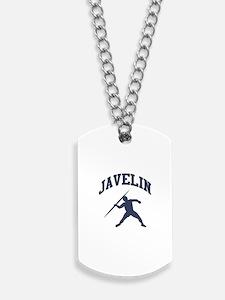 Javelin Thrower Dog Tags