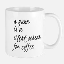 Silent Scream for Coffee Mugs