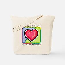 WB Grandma [Irish Gaelic] Tote Bag