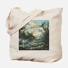 Alessandro Magnasco - Christ at the Sea o Tote Bag