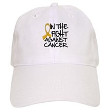 In The Fight Appendix Cancer Baseball Cap