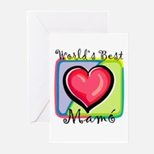 WB Grandma [Irish Gaelic] Greeting Cards (Package