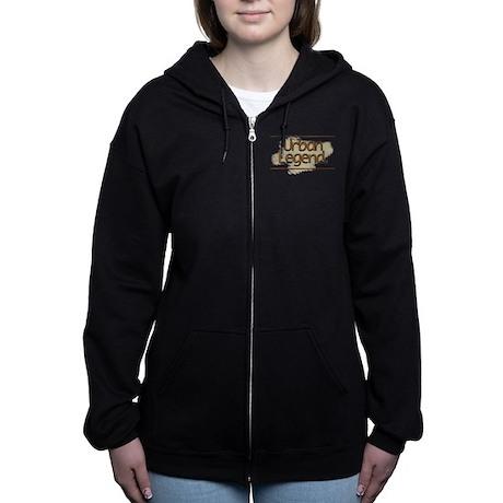Urban Legend Women's Zip Hoodie