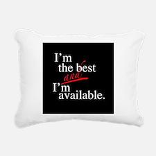Best Available Rectangular Canvas Pillow