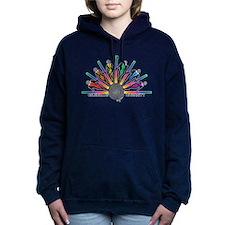 Celebrate Diversity Women's Hooded Sweatshirt