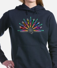 Celebrate Diversity Women's Hooded Sweatshirt