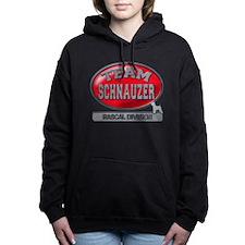 Team Schnauzer Master.png Hooded Sweatshirt