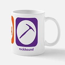 Eat Sleep Rockhound Mug