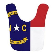North Carolina Flag, NC State Flag Bib