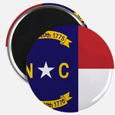 North Carolina Flag, NC State Flag Magnet