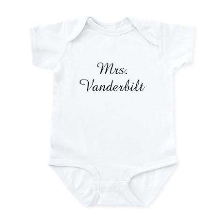 Mrs. Vanderbilt Infant Bodysuit