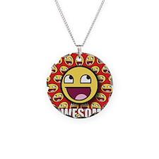 1CAFEPRESS awesome1 Necklace