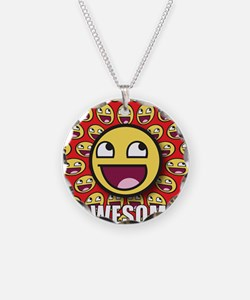 1CAFEPRESS awesome1 Necklace