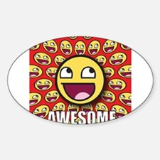 1CAFEPRESS awesome1 Decal