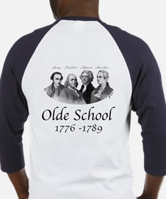 Good Seed HomeSchool/Olde School Baseball Jersey