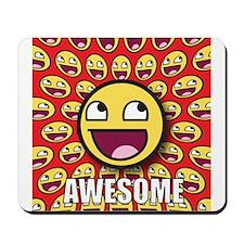 1CAFEPRESS awesome1 Mousepad