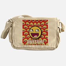 1CAFEPRESS awesome1 Messenger Bag