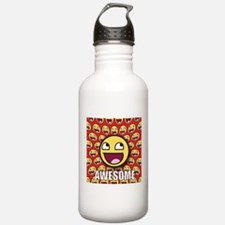 1CAFEPRESS awesome1 Water Bottle