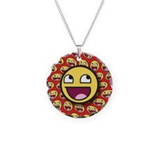 1CAFEPRESS awesome2 Necklace