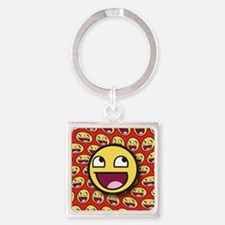 1CAFEPRESS awesome2 Keychains