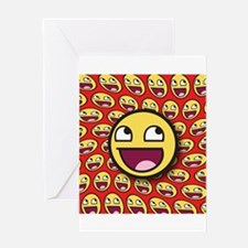 1CAFEPRESS awesome2 Greeting Cards