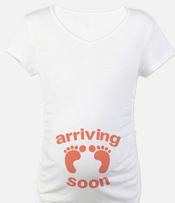 Arriving Soon - Baby Shirt