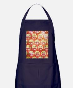 Awesome Face Apron (dark)