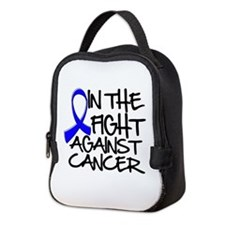 In The Fight Colon Cancer Neoprene Lunch Bag
