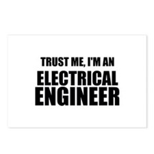 Trust Me, Im An Electrical Engineer Postcards (Pac
