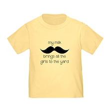 Milk Mustache T