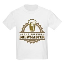 Brewmaster Home Beer Brewer T-Shirt