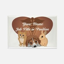 Personalized Veterinary Magnets
