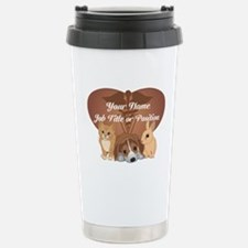 Personalized Veterinary Travel Mug