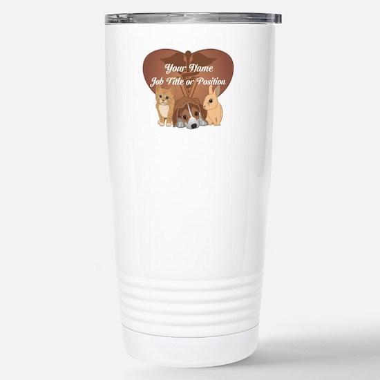 Personalized Veterinary Travel Mug