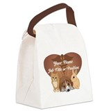 Veterinary technician Canvas Lunch Bag