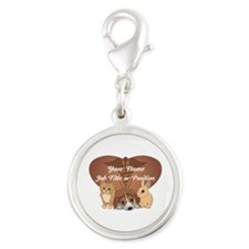 Personalized Veterinary Charms