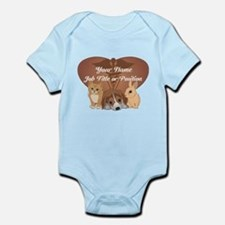 Personalized Veterinary Body Suit