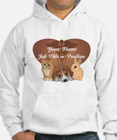 Personalized Veterinary Hoodie