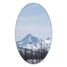 Cascade Mountain Range Oregon Decal
