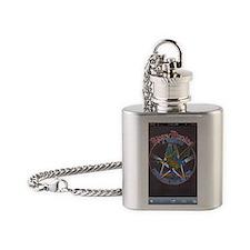 Randy Rhoads tribute Flask Necklace