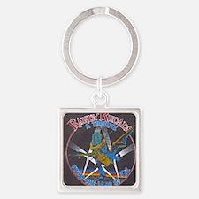 Randy Rhoads tribute Square Keychain