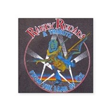 "Randy Rhoads tribute Square Sticker 3"" x 3"""