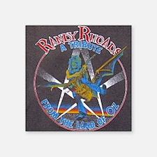 """Randy Rhoads tribute Square Sticker 3"""" x 3"""""""